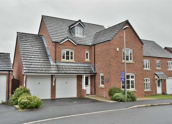 Thumbnail 5 bedroom detached house for sale in Gibfield Drive, Atherton, Manchester