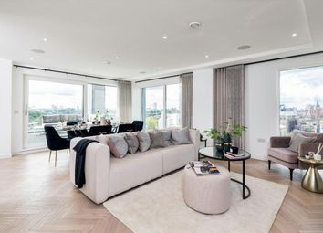 Thumbnail 3 bed flat for sale in King's Cross Quarter, London