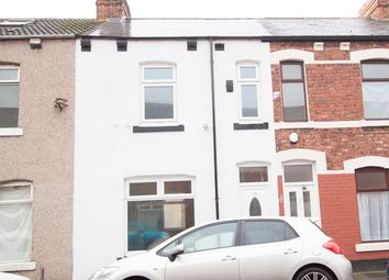 Thumbnail 2 bed terraced house for sale in Dorset Street, Hartleepool