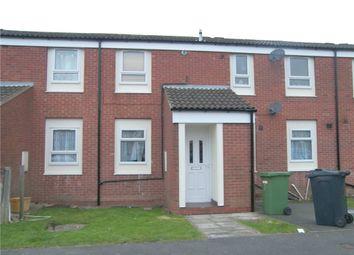 Thumbnail 2 bed flat to rent in Farm Close, Kilburn, Belper
