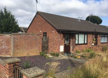 Thumbnail 1 bed terraced bungalow for sale in Blackbird Close, Bradwell