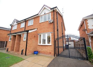 Thumbnail 3 bed semi-detached house for sale in Kildonan Avenue, Blackpool