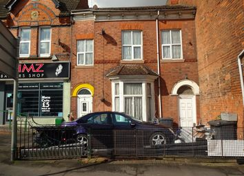 Thumbnail 3 bed terraced house for sale in Loughborough Road, Leicester