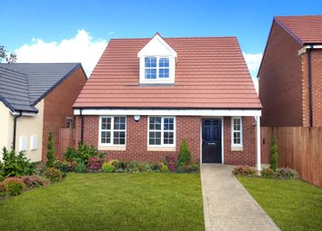 Thumbnail 2 bed detached bungalow for sale in Off The Grove, Walton, Wakefield