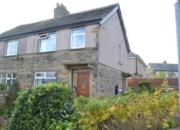Thumbnail 3 bed semi-detached house for sale in King Edward Terrace, Thornton, Bradford
