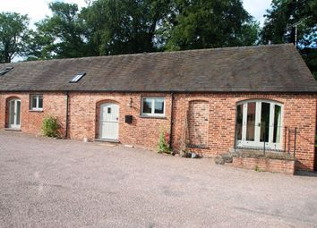 Thumbnail 2 bed cottage to rent in The Cow Shed, Church Lane, Fradswell