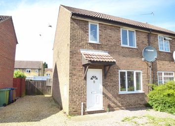 Thumbnail 3 bedroom semi-detached house for sale in Payne Avenue, Wisbech