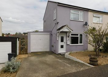 Thumbnail 2 bed semi-detached house to rent in Kirby Close, Axminster