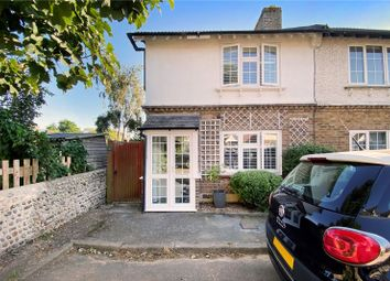 Thumbnail 3 bed end terrace house for sale in The Cottrells, Angmering, West Sussex