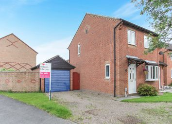 Thumbnail 3 bedroom semi-detached house for sale in Brandon Way, Kingswood, Hull