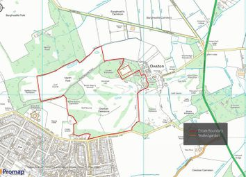 Thumbnail Land for sale in Owston Hall, Walled Garden Project, Doncaster