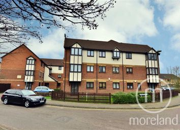 Thumbnail 2 bed flat for sale in Thrush Court, West Hendon