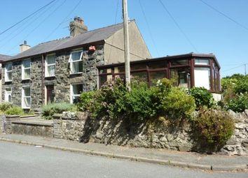 Thumbnail 3 bed semi-detached house for sale in Groeslon, Caernarfon, Gwynedd