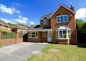Thumbnail 3 bedroom detached house to rent in Avondale Crescent, Pandy, Wrexham