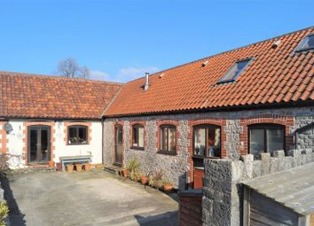 Thumbnail 4 bed barn conversion for sale in Kings Lane, Gurney Slade, Radstock