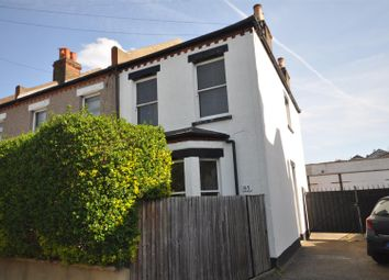 Thumbnail 2 bed end terrace house to rent in Courtney Road, Colliers Wood, London