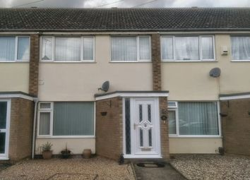 Thumbnail 3 bed terraced house to rent in Diamond Close, Ipswich