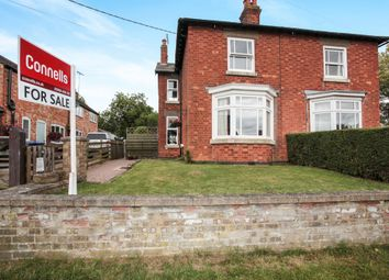 Thumbnail 2 bedroom semi-detached house for sale in North End, Hallaton, Market Harborough