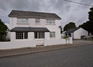 Thumbnail 6 bed detached house for sale in Park View, Tiers Cross, Haverfordwest