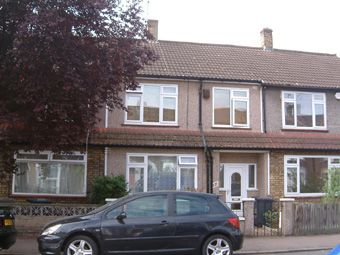 Thumbnail 4 bed terraced house to rent in Hunsdon Road, New Cross