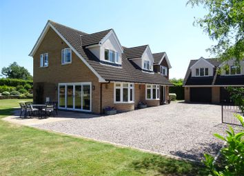 Thumbnail 6 bed detached house for sale in Ashby Road, Sinope, Leicestershire