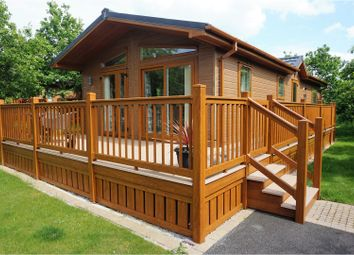 Thumbnail 2 bed lodge for sale in Hornsea Road, Driffield