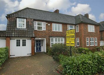 Thumbnail 4 bed semi-detached house for sale in Southway, Totteridge, London