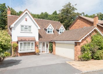 Thumbnail 5 bed detached house for sale in Apsley Grove, Dorridge, Solihull