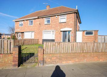 Thumbnail 3 bedroom semi-detached house for sale in Hylton Road, Sunderland