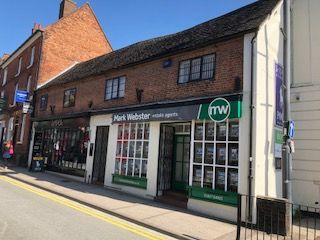Thumbnail Office for sale in Bolebrdige Street, Tamworth
