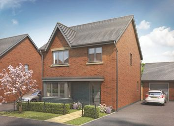 "Thumbnail 4 bed property for sale in ""The Chalgrove"" at Smisby Road, Ashby-De-La-Zouch"