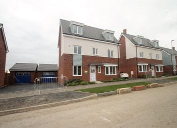 Thumbnail 4 bedroom detached house for sale in Bardon View, Bardon Road, Coalville