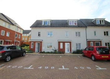 Thumbnail 3 bed end terrace house to rent in Bowhill Way, Harlow