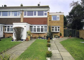 Thumbnail 4 bed town house for sale in Warmley Close, Solihull