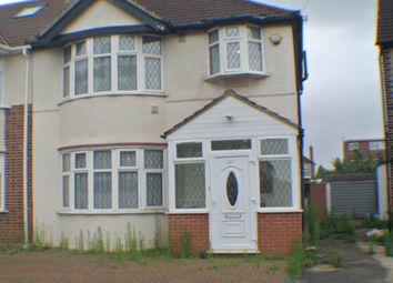 Thumbnail 3 bed detached house to rent in Shelley Crescent, Hounslow