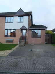 Thumbnail 4 bed semi-detached house for sale in Magpie Crescent, Inverkip, Greenock