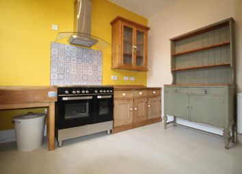 Thumbnail 2 bed maisonette to rent in Romilly Road, London