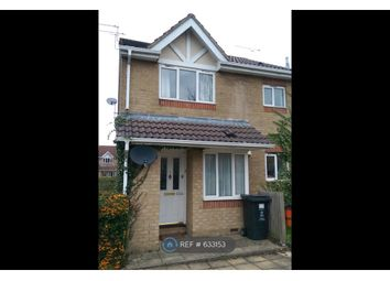Thumbnail 1 bed terraced house to rent in Barnum Court, Swindon