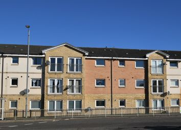 Thumbnail 2 bed flat for sale in Wellington Street, Wishaw