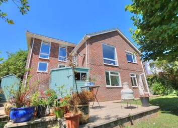 Thumbnail 4 bed detached house for sale in Wanderdown Drive, Ovingdean, Brighton