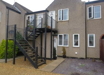 Thumbnail 1 bed flat for sale in Crispin Street, Rothwell, Kettering