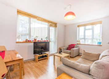 Thumbnail 1 bed flat for sale in Papworth Gardens, Islington