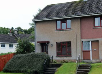 Thumbnail 2 bedroom end terrace house for sale in Bruce Place, Murray, East Kilbride