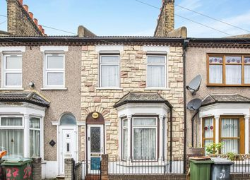 Thumbnail 2 bedroom terraced house for sale in Ohio Road, London