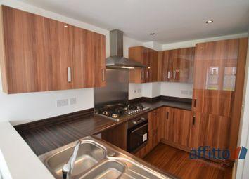 Thumbnail 4 bedroom semi-detached house to rent in Addington Avenue, Wolverton, Milton Keynes