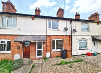 Thumbnail 3 bed terraced house to rent in Foster Road, Harwich