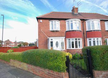 Thumbnail 2 bed semi-detached house for sale in Dene Lane, Sunderland