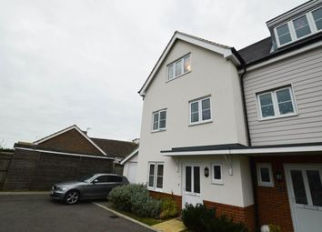 Thumbnail 3 bed property to rent in Sovereign Close, Eastbourne