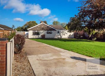 Thumbnail 3 bed detached bungalow for sale in Margarida, Main Road, Rollesby, Norfolk