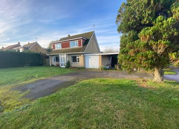 Thumbnail 3 bed detached house for sale in Birch Grove, West Winch, King's Lynn